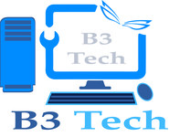 B3 Tech Logo - Entry #21