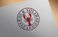 Rock Solid Seafood Logo - Entry #50