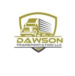 Dawson Transportation LLC. Logo - Entry #147