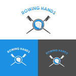 Rowing Hands Logo - Entry #34
