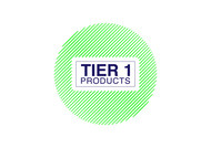 Tier 1 Products Logo - Entry #140