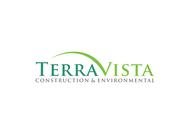 TerraVista Construction & Environmental Logo - Entry #261