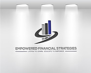 Empowered Financial Strategies Logo - Entry #389