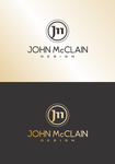 John McClain Design Logo - Entry #145