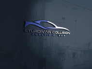 Sturdivan Collision Analyisis.  SCA Logo - Entry #142
