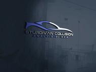 Sturdivan Collision Analyisis.  SCA Logo - Entry #142