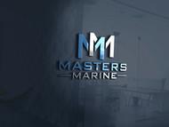 Masters Marine Logo - Entry #345