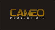 CAMEO PRODUCTIONS Logo - Entry #93