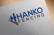 Hanko Fencing Logo - Entry #47