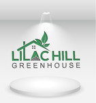 Lilac Hill Greenhouse Logo - Entry #91