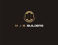 MJB BUILDERS Logo - Entry #107