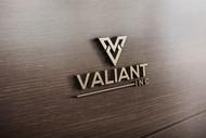 Valiant Inc. Logo - Entry #412