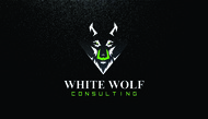 White Wolf Consulting (optional LLC) Logo - Entry #59