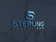 Sterling Handi-Clean Logo - Entry #178