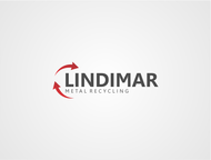 Lindimar Metal Recycling Logo - Entry #334
