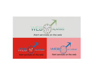 Logo for WebAlarms - Alert services on the web - Entry #101