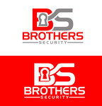 Brothers Security Logo - Entry #74