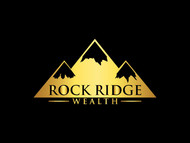 Rock Ridge Wealth Logo - Entry #365