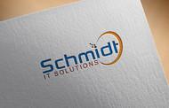Schmidt IT Solutions Logo - Entry #71