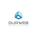 Durweb Website Designs Logo - Entry #136
