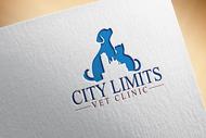 City Limits Vet Clinic Logo - Entry #167