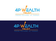 4P Wealth Trust Logo - Entry #319