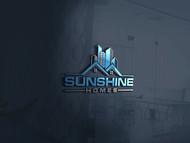 Sunshine Homes Logo - Entry #565