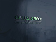 Calls Creek Studio Logo - Entry #130