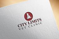 City Limits Vet Clinic Logo - Entry #74