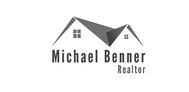 Michael Benner, Real Estate Broker Logo - Entry #55