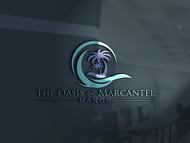 The Oasis @ Marcantel Manor Logo - Entry #86