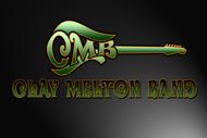 Clay Melton Band Logo - Entry #20