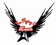 The Flying V Ranch Logo - Entry #84