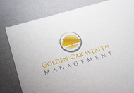 Golden Oak Wealth Management Logo - Entry #31