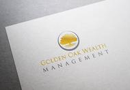 Golden Oak Wealth Management Logo - Entry #31
