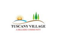 Tuscany Village Logo - Entry #89