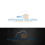 Bootlegger Lake Lodge - Silverthorne, Colorado Logo - Entry #50