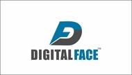 Digital Face Logo - Entry #16