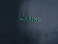 CARING FOR CATASTROPHES Logo - Entry #51