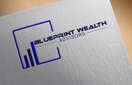 Blueprint Wealth Advisors Logo - Entry #489