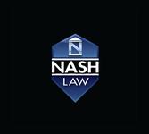 Nash Law LLC Logo - Entry #46