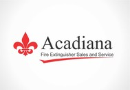 Acadiana Fire Extinguisher Sales and Service Logo - Entry #269