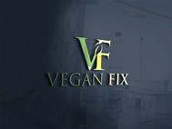 Vegan Fix Logo - Entry #45
