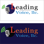 Leading Voice, LLC. Logo - Entry #164