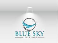 Blue Sky Life Plans Logo - Entry #279