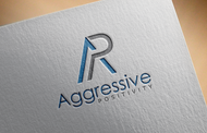 Aggressive Positivity  Logo - Entry #105