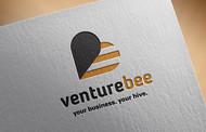venturebee Logo - Entry #40