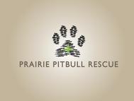 Prairie Pitbull Rescue - We Need a New Logo - Entry #7