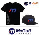 McGuff Financial Logo - Entry #86