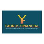 "Taurus Financial (or just ""Taurus"") Logo - Entry #48"